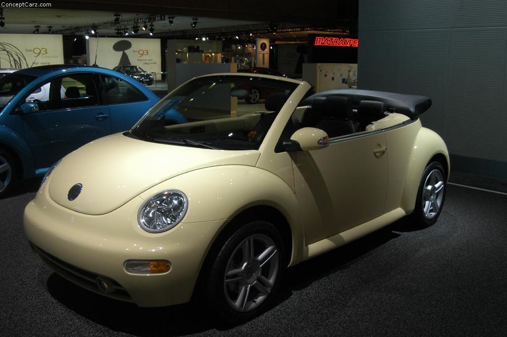 2004 Volkswagen New Beetle Image 15
