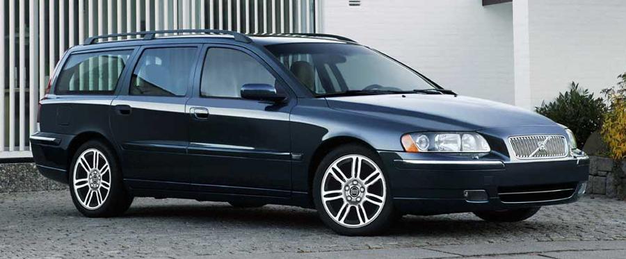 2004 Volvo V70 Image 9