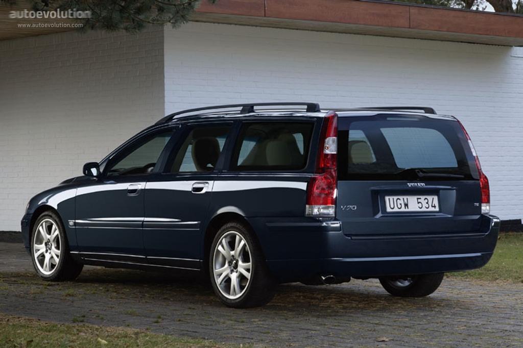 2004 Volvo V70 Information And Photos Zombiedrive