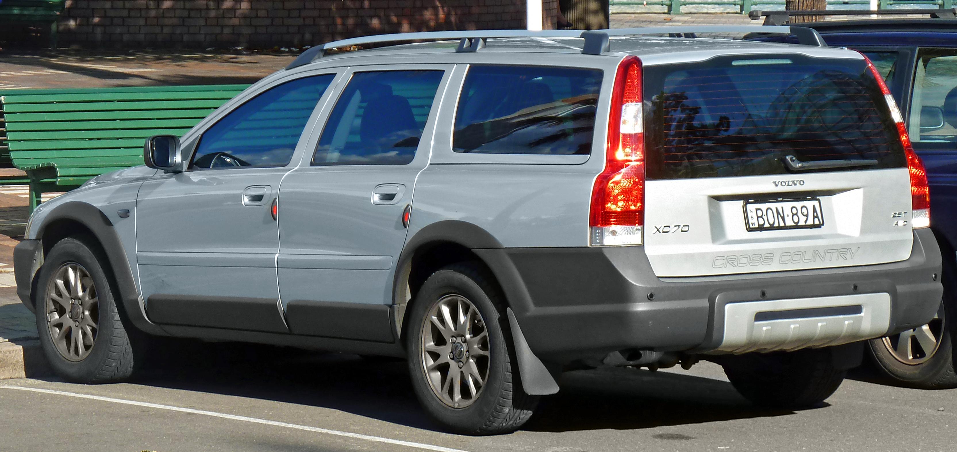 Volvo Xc Cross Country