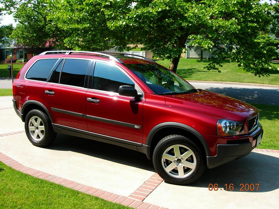 2004 volvo xc90 information and photos zombiedrive. Black Bedroom Furniture Sets. Home Design Ideas