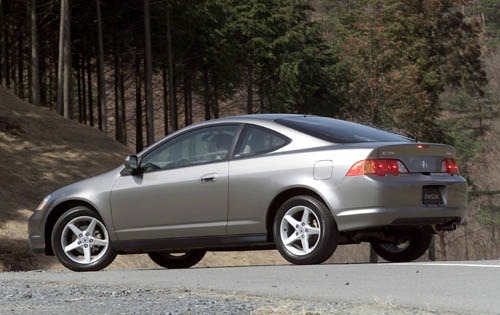 2004 Acura RSX 2dr Hatchb exterior #6