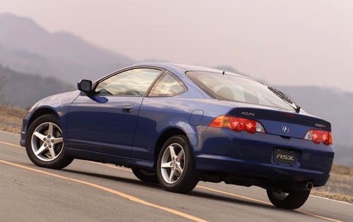 2004 Acura RSX 2dr Hatchb exterior #3
