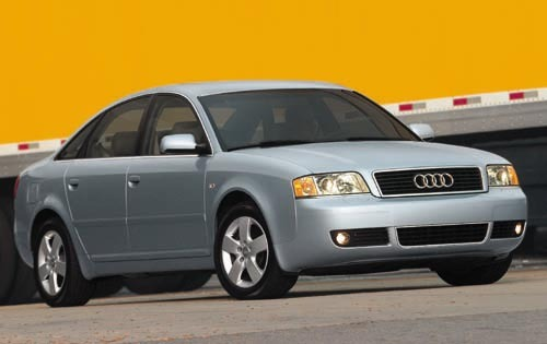 2004 Audi A6 Image 1