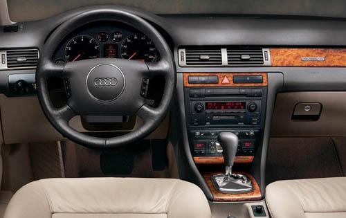 2004 Audi A6 Image 4