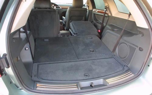 2004 Chrysler Pacifica Da interior #7