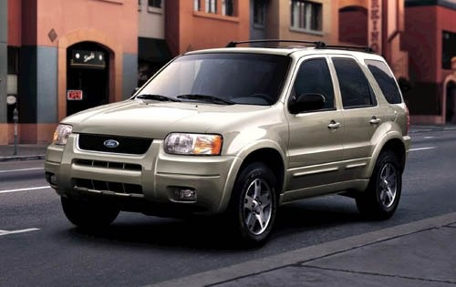 2003 Ford Escape XLT 4WD  exterior #3
