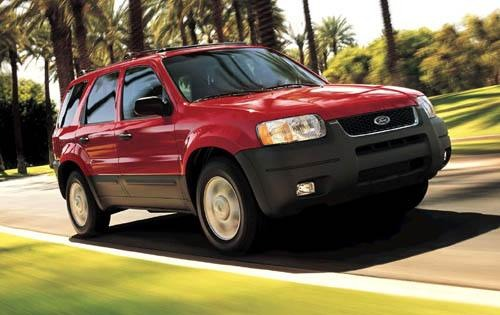 2003 Ford Escape XLT 4WD  exterior #2