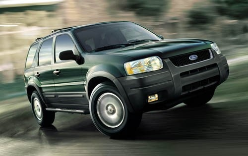 2003 Ford Escape XLT 4WD  exterior #1