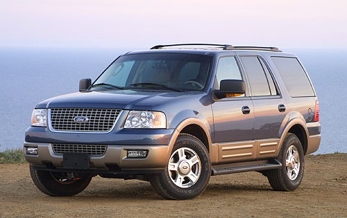 2003 Ford Expedition Eddi exterior #1