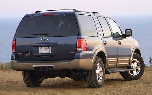 2003 Ford Expedition Eddi exterior #2