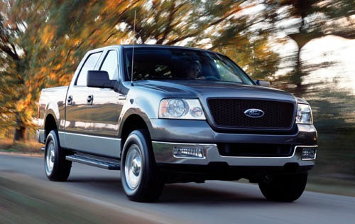 2007 Ford F-150 XL Extend exterior #18