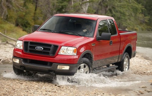 2007 Ford F-150 XL Extend exterior #14