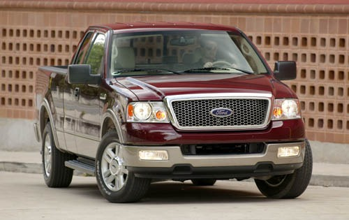 2007 Ford F-150 XL Extend exterior #16