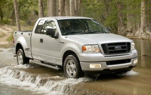 2007 Ford F-150 XL Extend exterior #12