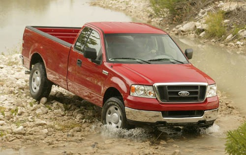 2007 Ford F-150 XL Extend exterior #10