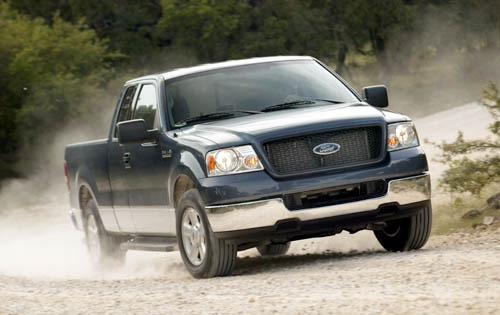 2007 Ford F-150 XL Extend exterior #6