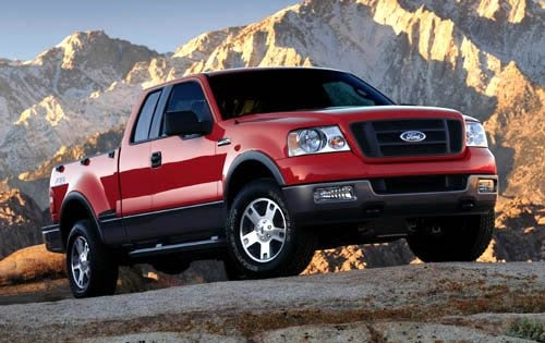 2007 Ford F-150 XL Extend exterior #8