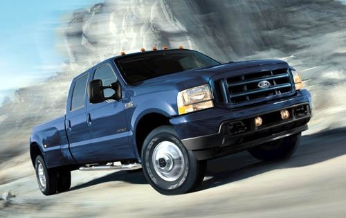2004 Ford F-350 Super Dut exterior #2