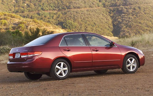 2003 Honda Accord 2.4L 4- exterior #5