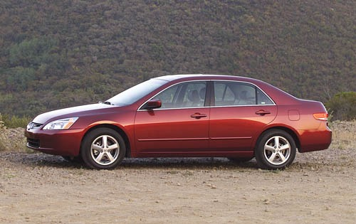 2003 Honda Accord 2.4L 4- exterior #4