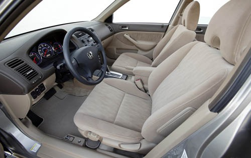 2004 Honda Civic EX Cente interior #2