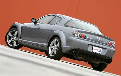 2004 Mazda RX-8 4dr Coupe exterior #6