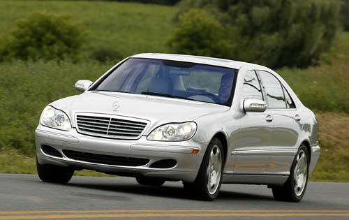 2005 mercedes benz s class image 1 for 2005 mercedes benz s600