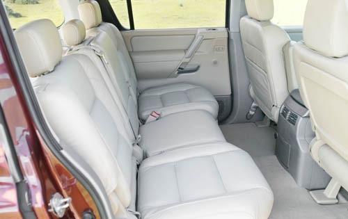 2006 Nissan Armada Information And Photos Zombiedrive
