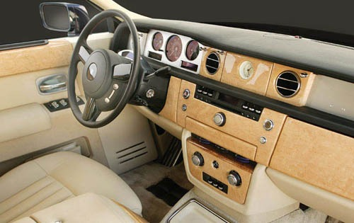 2004 Rolls-Royce Phantom  interior #8