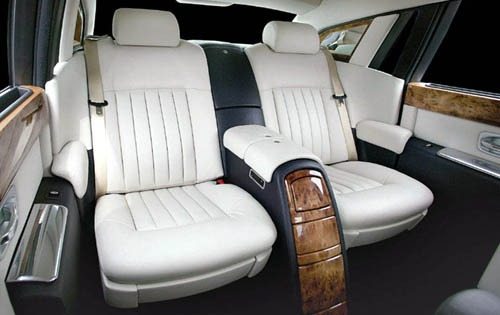 2004 Rolls-Royce Phantom  interior #4