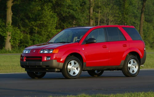 2004 Saturn VUE AWD 4dr S exterior #3