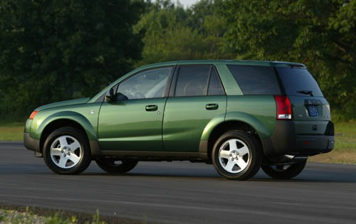 2004 Saturn VUE AWD 4dr S exterior #7
