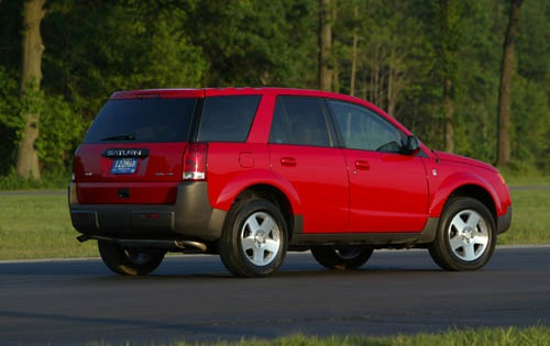 2004 Saturn VUE AWD 4dr S exterior #5