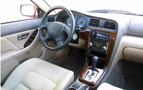 2004 Subaru Outback Information And Photos Zombiedrive