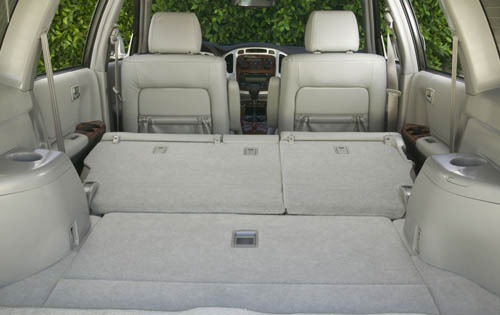 2004 Toyota Highlander In interior #6