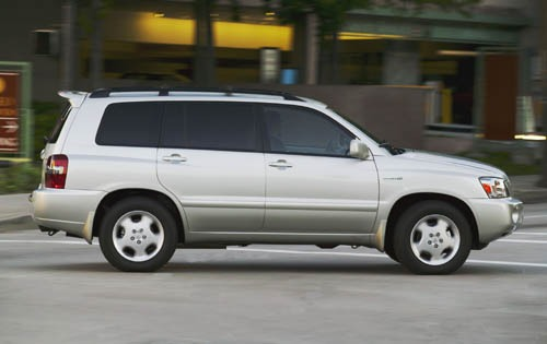 2004 Toyota Highlander In interior #3
