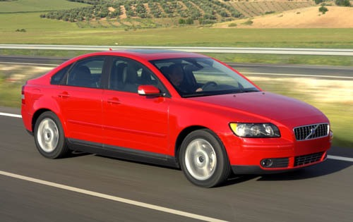 2004 Volvo S40 2.4i 4dr S exterior #3