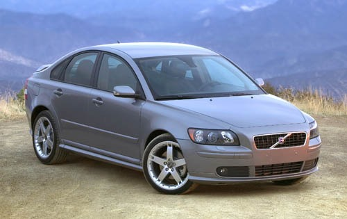 2004 Volvo S40 2.4i 4dr S exterior #7