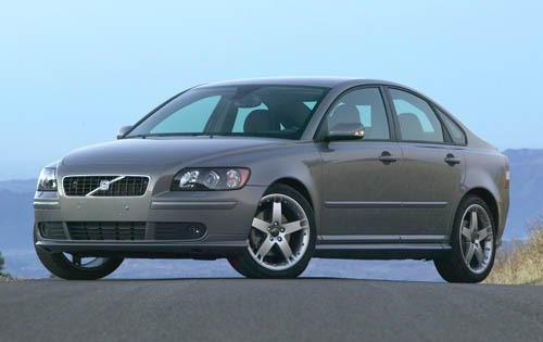 2004 Volvo S40 2.4i 4dr S exterior #9
