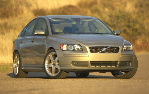 2004 Volvo S40 2.4i 4dr S exterior #5