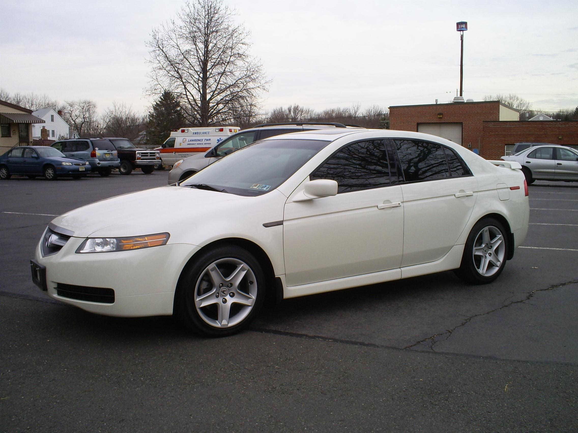2005 Acura Tl Image 15