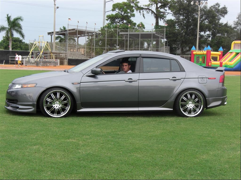 2005 Acura Tl 11