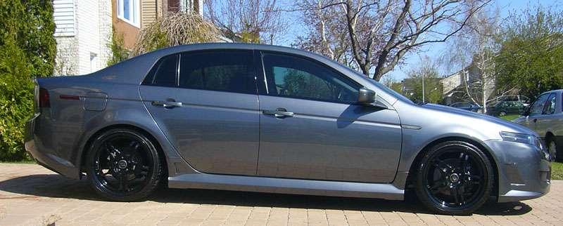 ACURA TL Image - 2005 acura tl wheels