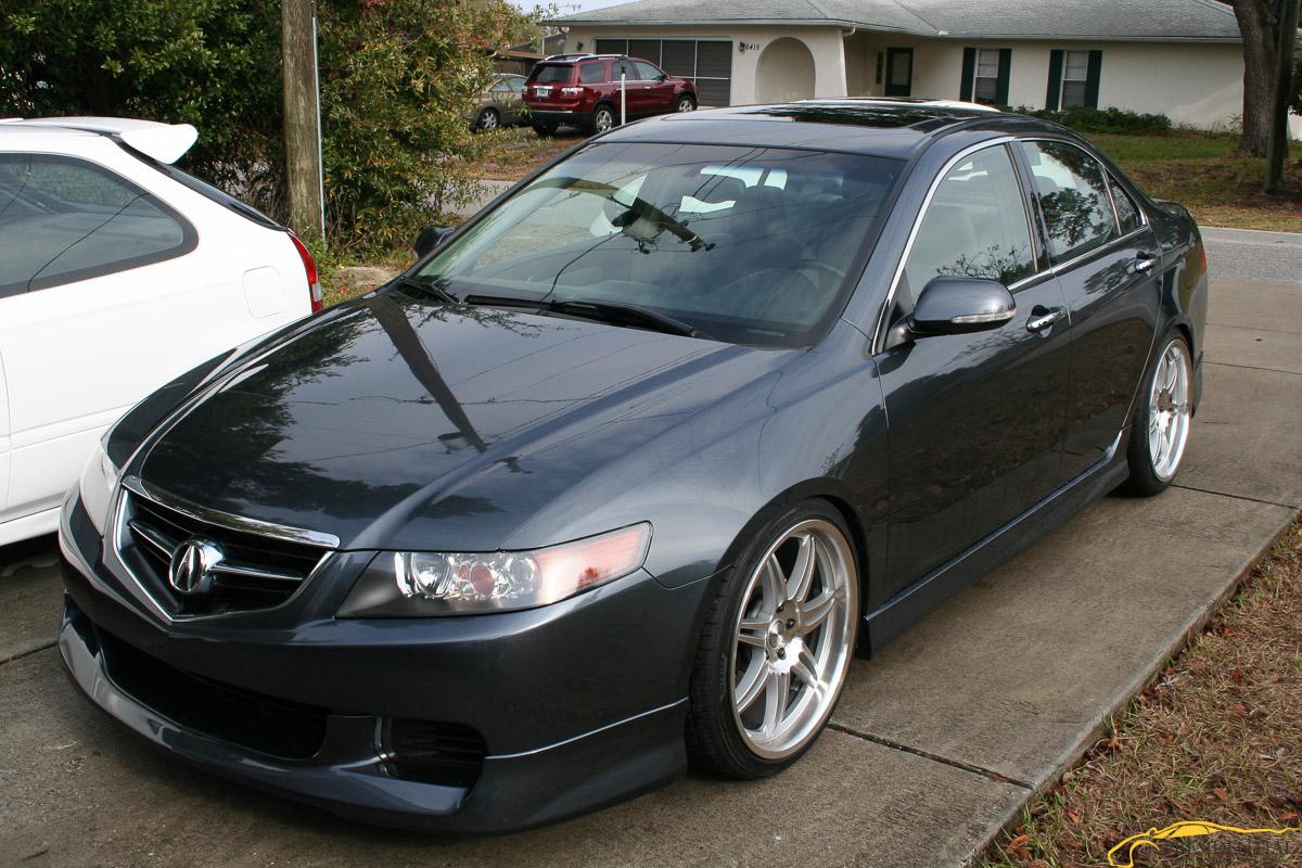 2005 Acura Tsx Image 18