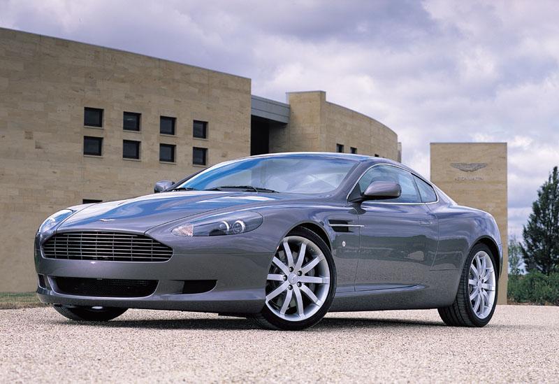 Aston Martin DB Information And Photos ZombieDrive - Aston martin cargurus