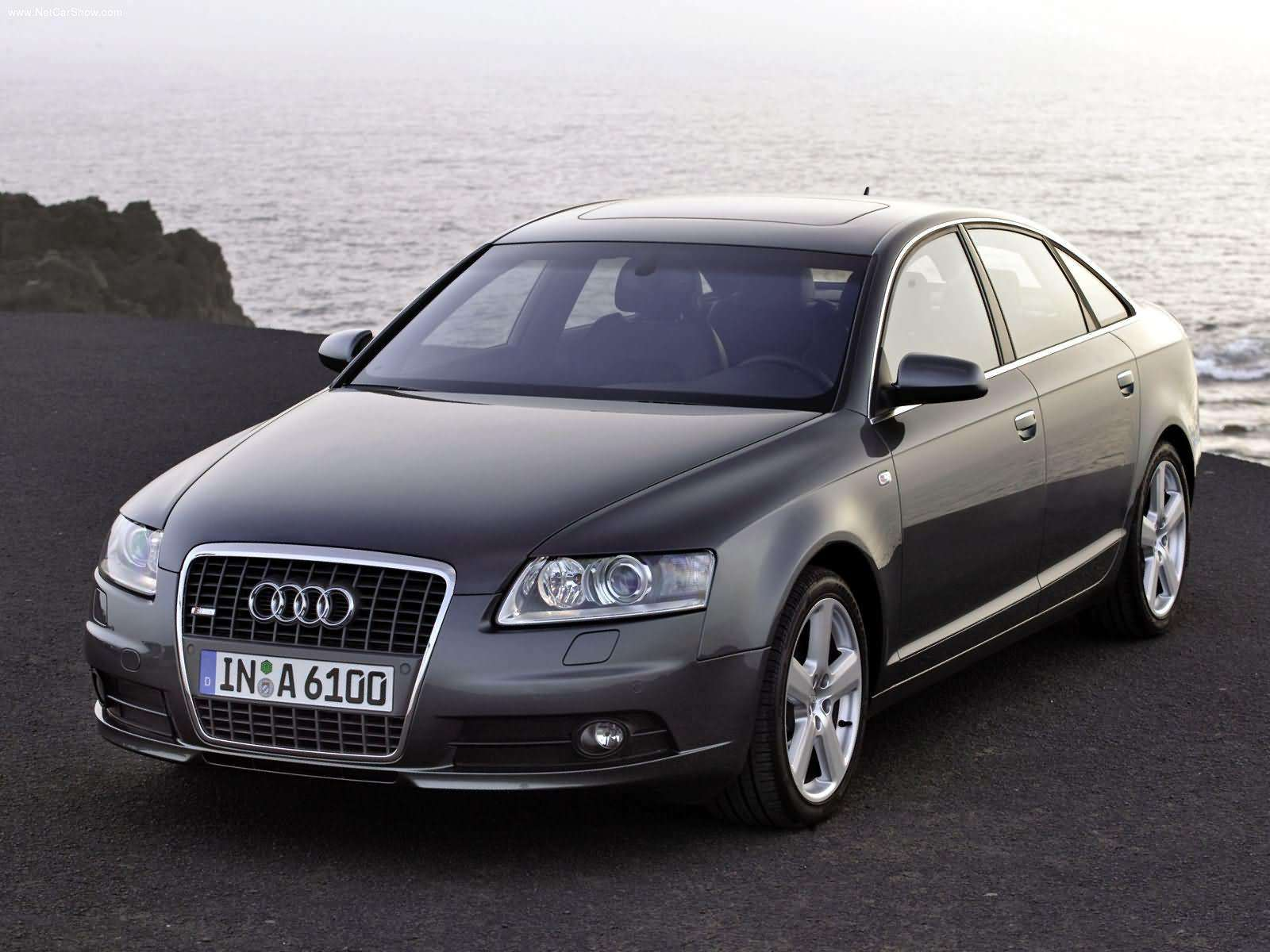 2005 audi a6 information and photos zombiedrive. Black Bedroom Furniture Sets. Home Design Ideas