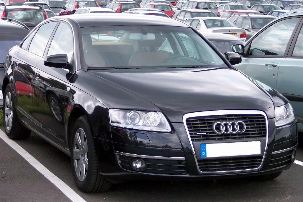 2005 Audi A6 Image 4