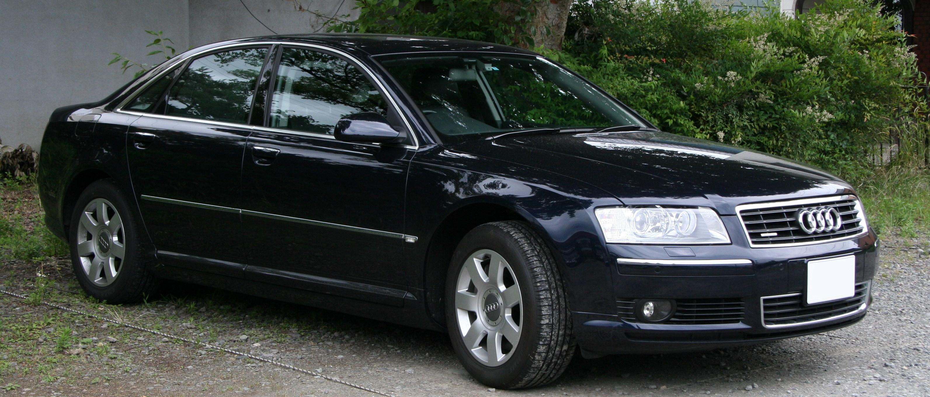 2005 audi a8 image 10. Black Bedroom Furniture Sets. Home Design Ideas