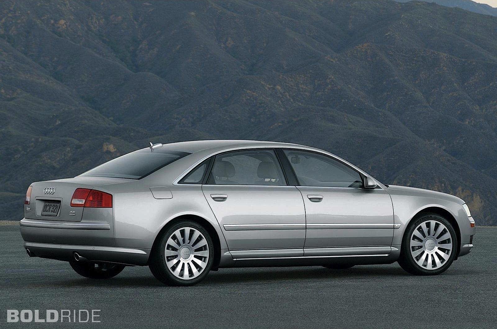 2005 Audi A8 Image 8